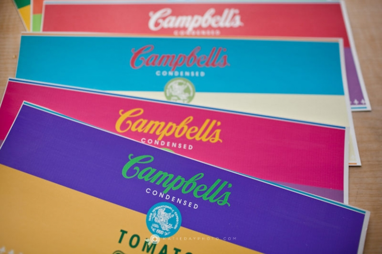 Diy Campbell Soup Warhol Toy Cans Amp Free Printable